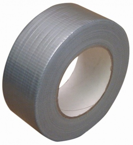 5m X 50mm Silver Duct Tape For General Purpose Use